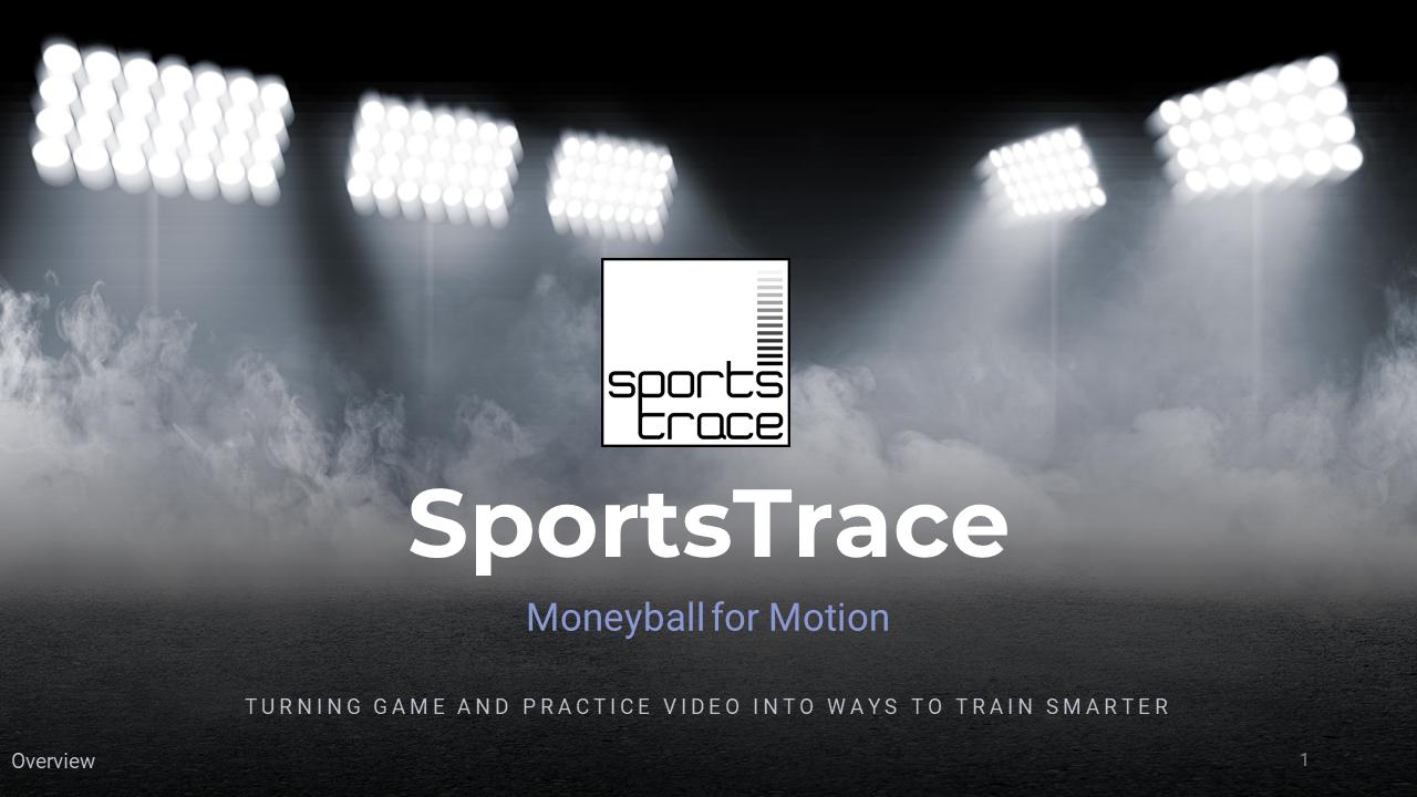 SportsTrace Softball Team Intro